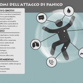 Attacchi di panico: come affrontarli in 4 mosse